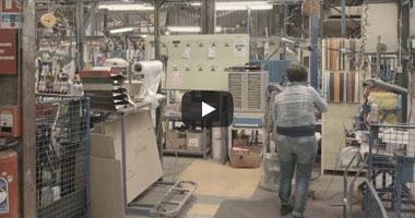 Visite d'usine