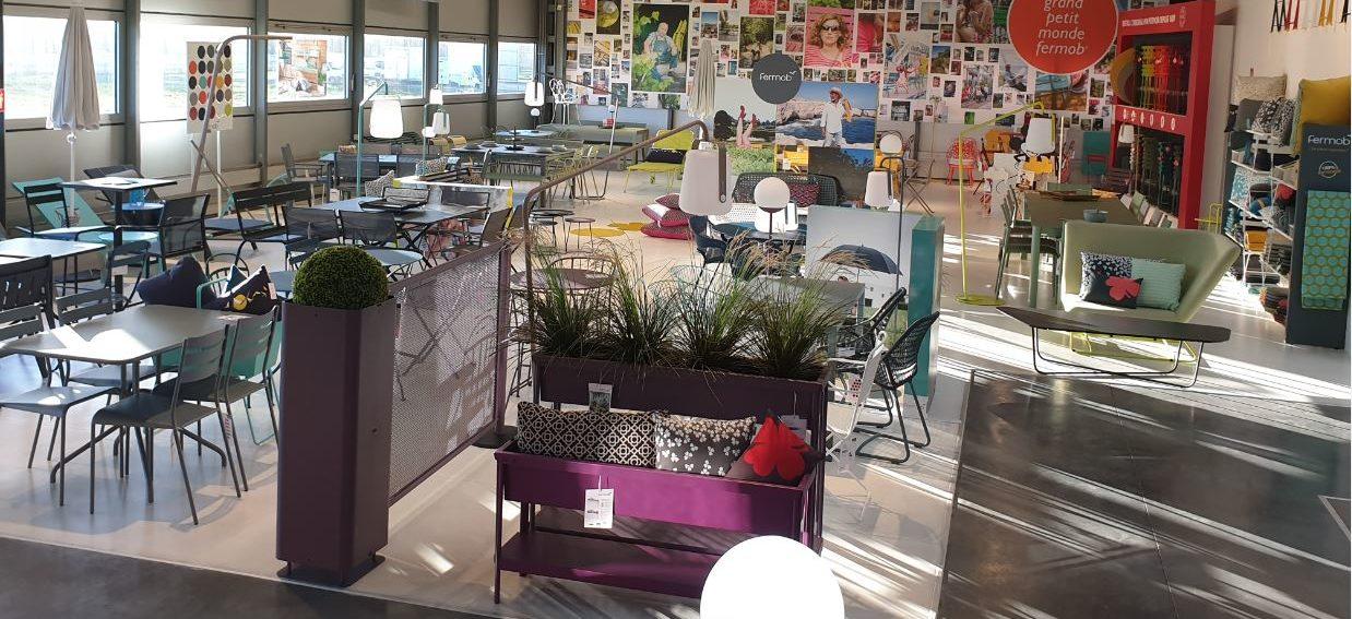 Magasin de mobilier de jardin à Lyon Nord - Mâcon Sud